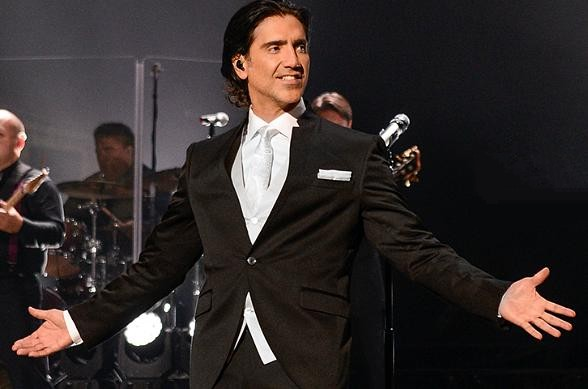 Alejandro Fernández to Perform at Mandalay Bay Events Center September 15