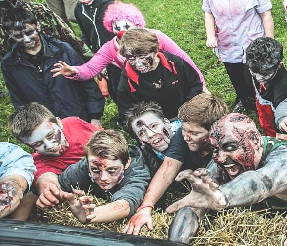 The First Annual Zombie Run in Benefit of Easter Seals Nevada to Take Place on October 22