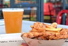 Head to the Crack Shack for the Best Super Bowl Party