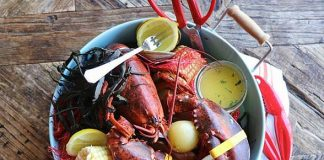 Hearthstone Kitchen & Cellar's Lobster Boil is Back