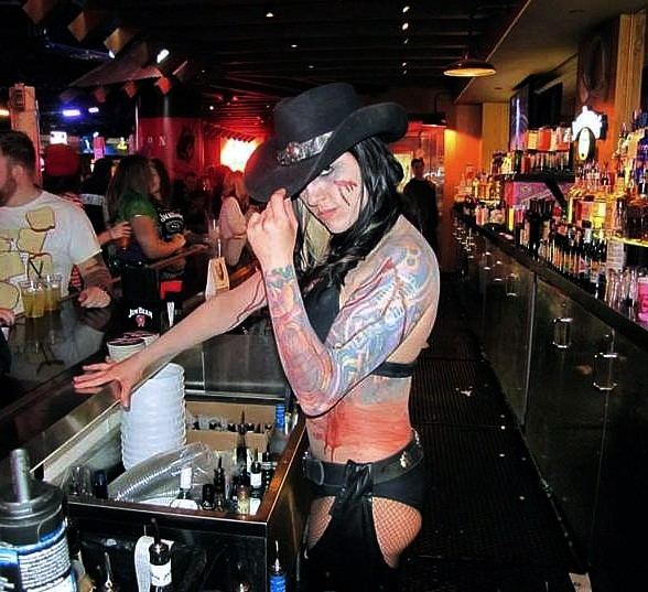 Calling All Witches and Ghouls: Halloween Costume Contest at Gilley's Saloon, Dance Hall & Bar-B-Que Oct. 28