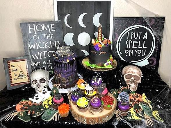 Sink Your Fangs into Caked Las Vegas' Spooktacular Treats This Fall
