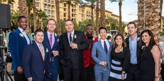 "VEGAS INC Celebrates 17th Annual ""40 Under 40"" Awards Poolside at Green Valley Ranch"