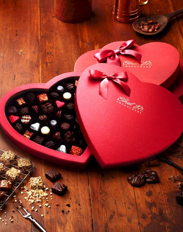 Valentine's Collection by Ethel M Chocolates
