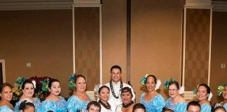 Na Hula Aloha Spirit to perform at Chrome Showroom in Santa Fe Station June 14