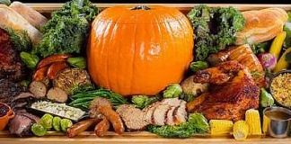 Caesars Entertainment Las Vegas Resorts Give Thanks with Thanksgiving Feasts and Festivities