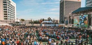 Downtown Las Vegas Events Center to Welcome Football Fans with Season Kick-Off Watch Parties, September 9–10