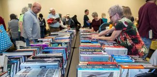 Las Vegas-Clark County Library District Foundation's Holiday Book Sale Offers Bargain Prices, Valuable Finds