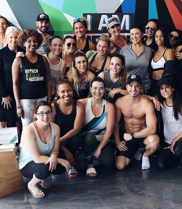 """The Ride Premium Indoor Cycling Holds """"Vegas Strong Ride"""" to Benefit Friends of Las Vegas Metropolitan Police Department Foundation"""