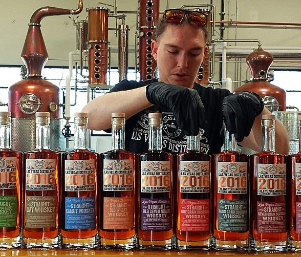 The Mob Museum Partners with Las Vegas Distillery to Offer Journey Through History, Taste of Moonshine