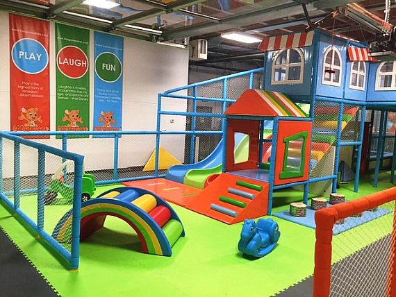 Kangamoo Indoor Playground Celebrates One-Year Anniversary