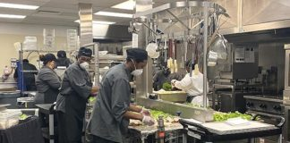 Health Plan of Nevada and Southwest Medical Associates Turn Headquarters Cafeteria into Meal Prep Base for Those in Need