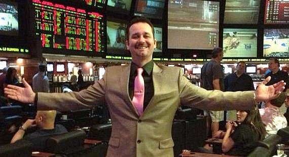 "Mike Hammer and Brian Shapiro of ""The Vegas Take"" on CBS Radio welcome Oscar Goodman, Tim Donaghy, Robin Leach and Tom Barton on Saturday, March 4"