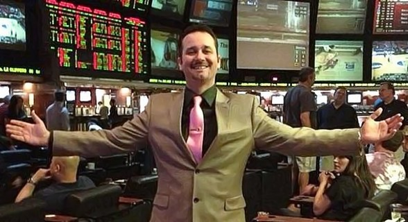 """Mike Hammer and Brian Shapiro of """"The Vegas Take"""" on CBS Radio welcome Terry Jenkins, Director of Entertainment for Boyd Gaming and Entertainment Columnist Robin Leach on Saturday, April 15"""