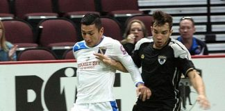 Las Vegas Legends Defeat San Diego Sockers in an Epic Showdown Between Two Rivals