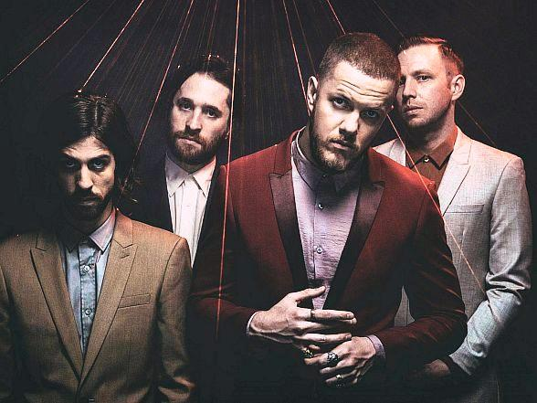 Imagine Dragons to Raise Funds for Pediatric Cancer at 4th Annual Believer Gala Caesars Palace August 25