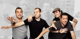 The truTV Impractical Jokers Tour Featuring The Tenderloins Hits The Joint at Hard Rock Hotel Las Vegas Oct. 4