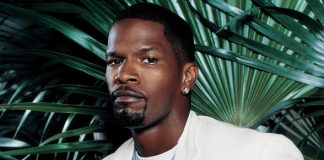 Jamie Foxx Celebrates First Anniversary of SLS Las Vegas with Performance at Foxtail Pool, Aug. 22