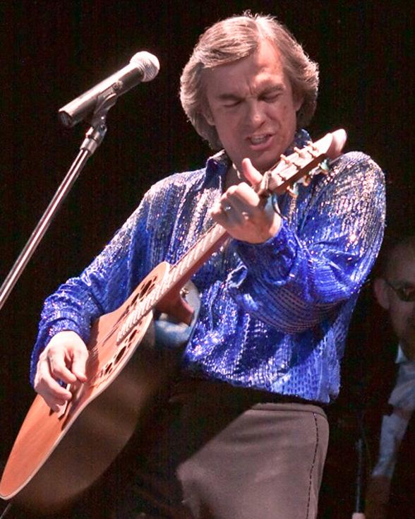 Neil Diamond Tribute Artist Jay White Graces The Stage At