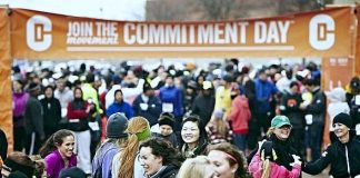Life Time's Fifth Annual Commitment to Include Complimentary Access and Special Workouts Along with 5K Race at Green Valley Location Jan. 1, 2019