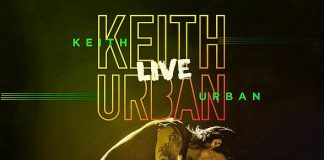 """""""Keith Urban Live – Las Vegas"""" Adds Four New Dates at The Colosseum at Caesars Palace"""
