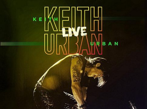 """Keith Urban Live – Las Vegas"" Adds Four New Dates at The Colosseum at Caesars Palace"