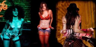 L.A.'s Hottest Burlesque Group The Lalas to Perform at The Palms in Las Vegas June 8-9