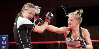 Former Playboy Model LaTasha Marzolla Headlines Tuff-N-Uff's Return to Las Vegas Oct. 22