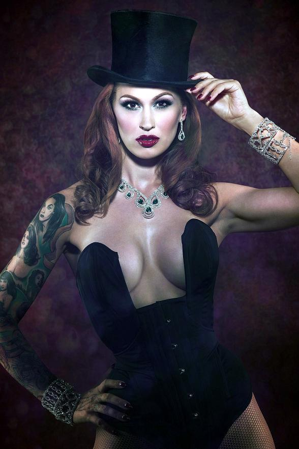 The Las Vegas Burlesque Festival Returns to the Gold Coast Hotel and Casino, October 8-10