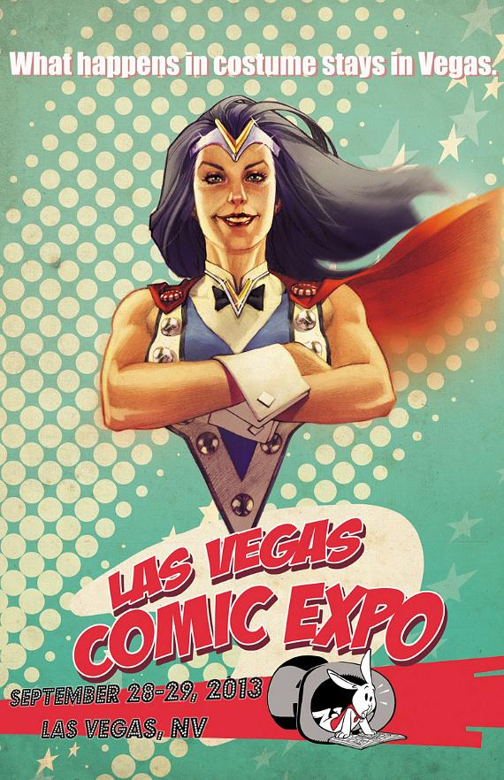 2nd Annual Las Vegas Comic Expo Returns to Riviera Casino & Hotel Sept. 28-29