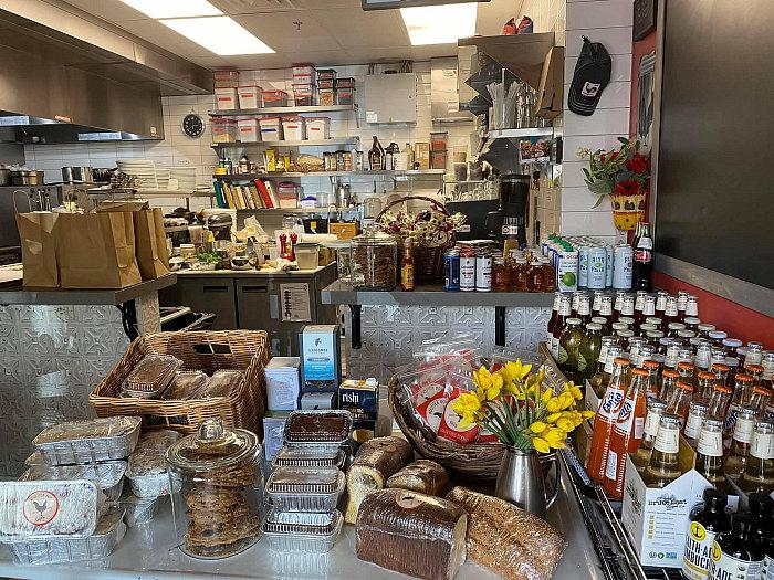 Rooster Boy Cafe with Chef Sonia El-Nawal Hosts Market Tuesday-Saturday, 11am to 3pm