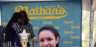 New York-New York to Host Nathan's Famous Hot Dog Eating Contest, Saturday, April 22
