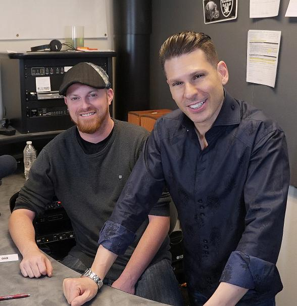 Mike Hammer and Brian Shapiro to co-host New Radio Show on CBS Sports Radio called