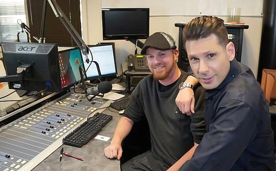 """Mike Hammer and Brian Shapiro to co-host New Radio Show on CBS Sports Radio called """"The Vegas Take"""""""