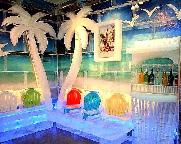 Minus5 Ice Experience Now Open Inside the Grand Canal Shoppes at the Venetian and the Palazzo Las Vegas
