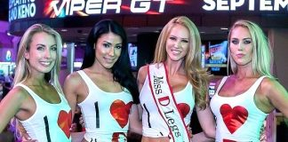 "The D Casino Hotel Las Vegas Hosts 3rd Annual ""Miss D Legs"" Competition"