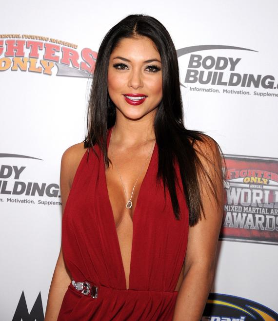 Octogon girl Arianny Celeste
