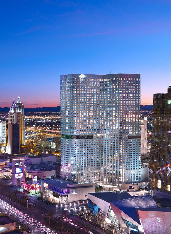 Time-Consuming Travel is Greeted with Relaxing Rewards at Mandarin Oriental, Las Vegas