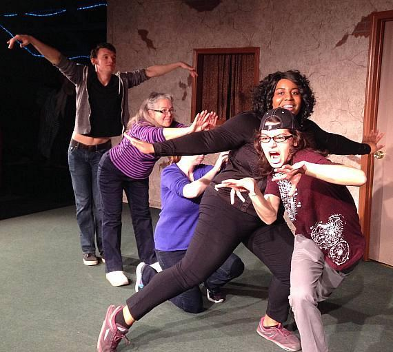 Comedy classes at The Space