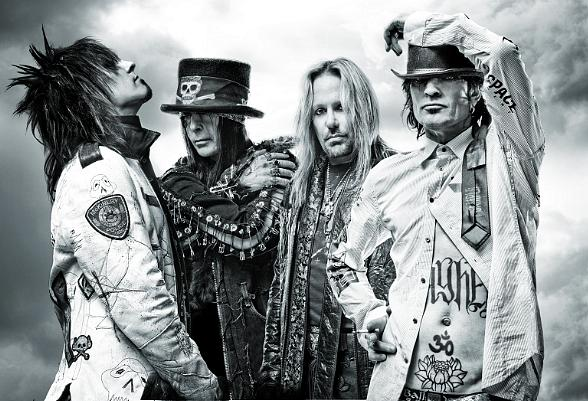 Motley Crue to appear at The Joint at Hard Rock Hotel