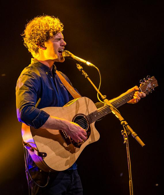 Vance Joy performs at Brooklyn Bowl Las Vegas