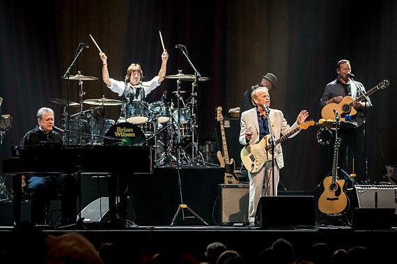 Brian Wilson, with special guests Al Jardine and Blondie Chaplin, perform