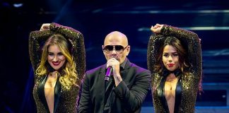"""Pitbull Returns in 2018 to Headline """"Time of Our Lives"""" at The AXIS at Planet Hollywood Resort & Casino"""