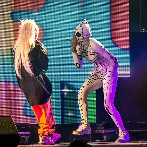 Photo Gallery: Life is Beautiful Music & Art Festival Day 2 Sept. 24