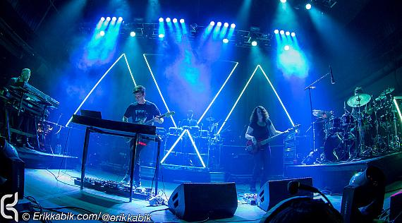 "Sound Tribe Sector 9 (STS9) Closes Out Their 3-Night Run, ""All In"", at Brooklyn Bowl Las Vegas"