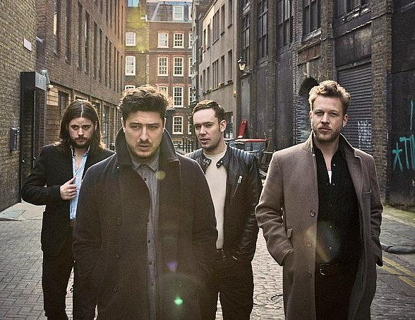 Mumford & Sons to perform at The Joint at Hard Rock Hotel & Casino Las Vegas June 24