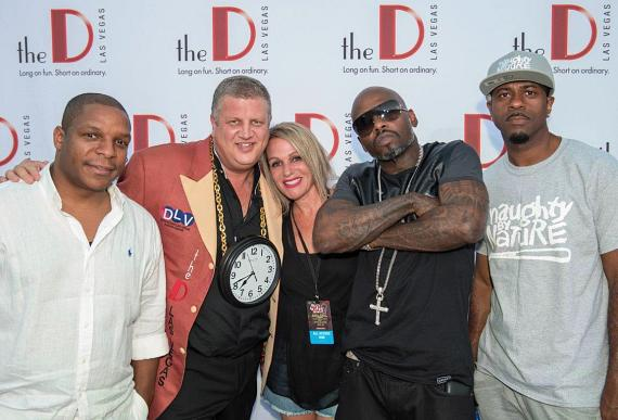 Flavor Flav, Kurtis Blow, Naughty by Nature, Public Enemy and more at