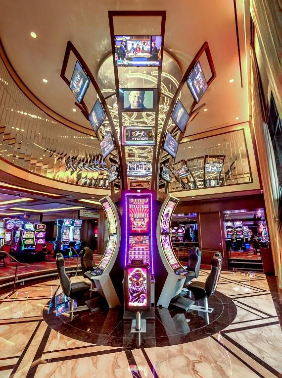 New Golden Gate Casino expansion in Downtown Las Vegas