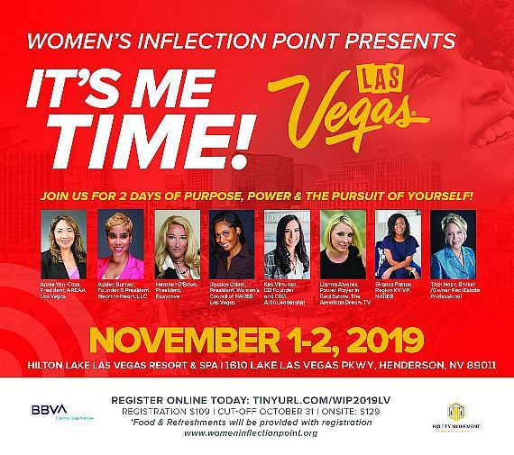 Women's Inflection Point and ManCave Offer Las Vegas Women and Men Powerful Life-Changing Tools to Achieve Life Goals