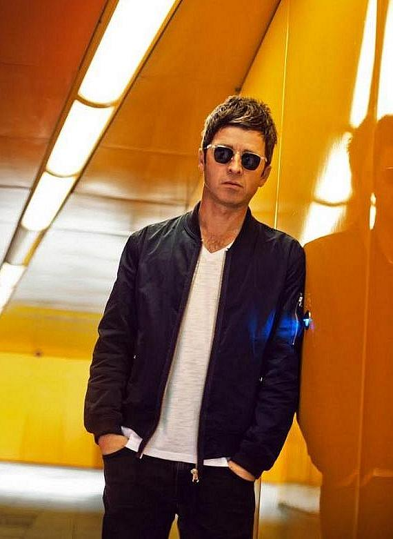 English singer-songwriter and guitarist, Noel Gallagher